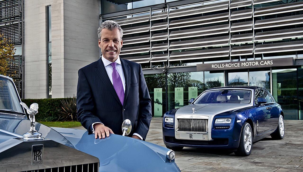 В Rolls-Royce заявили, что Bentley Bentayga это закамуфлированный Audi Q7