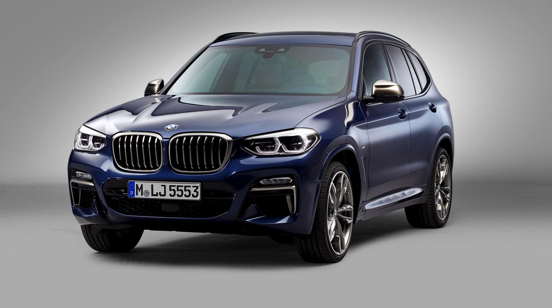 BMW iX3 появится через пару лет