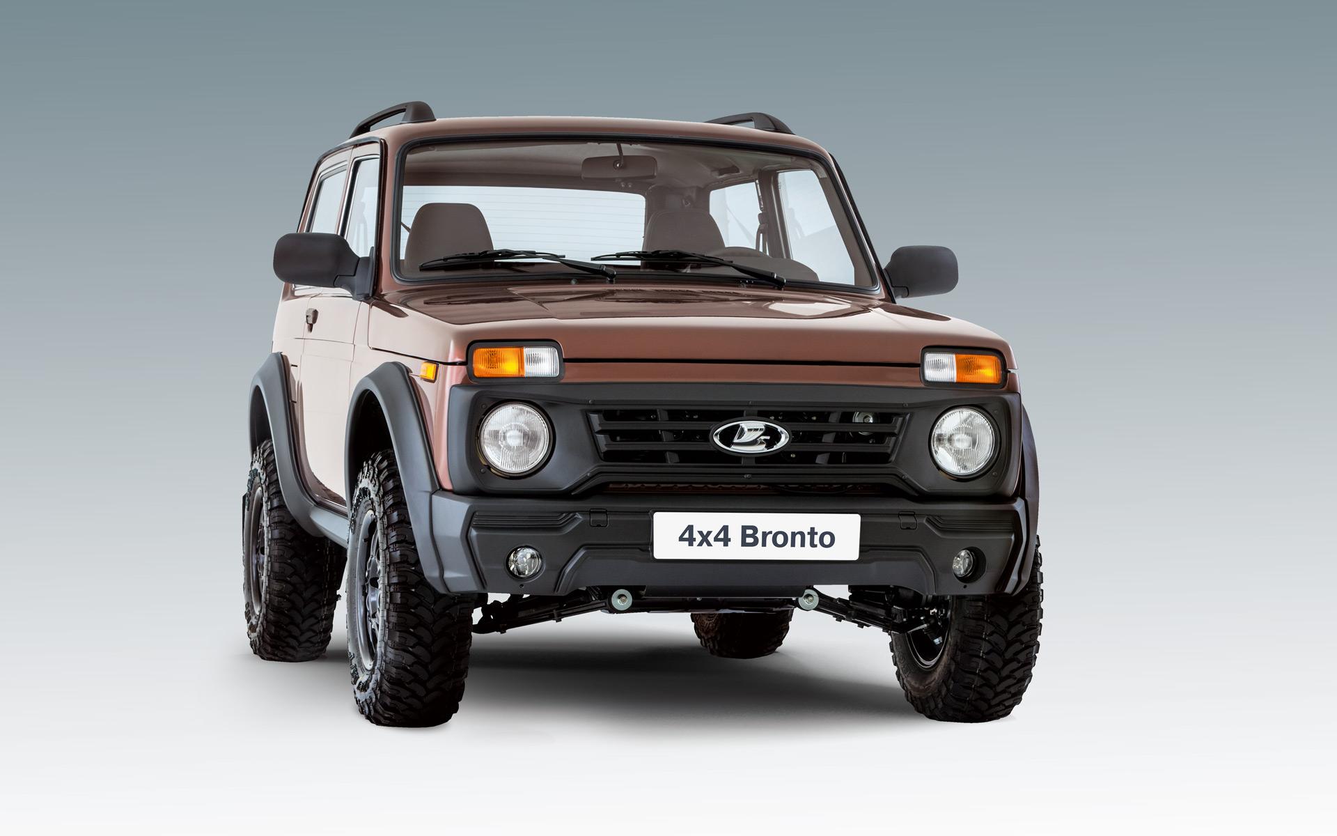 Волжский автомобильный завод назвал стоимость самой внедорожной версии Лада 4x4
