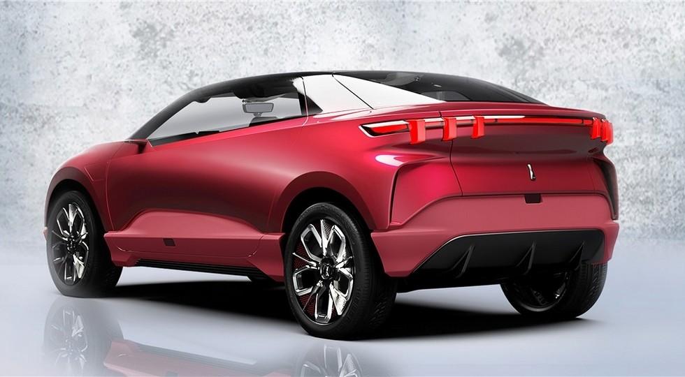 Концептуальный автомобиль Wey XEV дебютирует воФранкфурте— Повышение класса