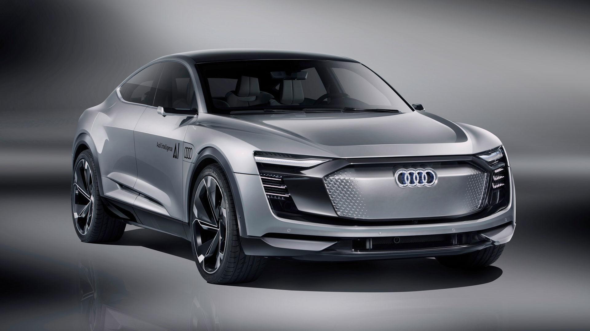 Audi Elaine с автопилотом 4 поколения представили официально