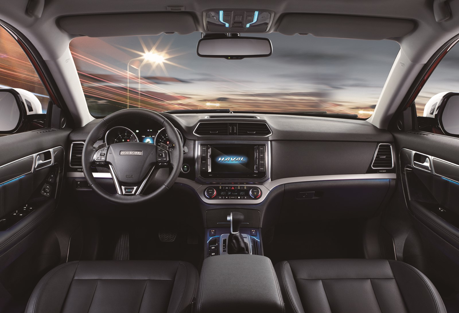 Китайский кросс-купе Haval H6 Coupe будет стоить от1 499 900 руб.