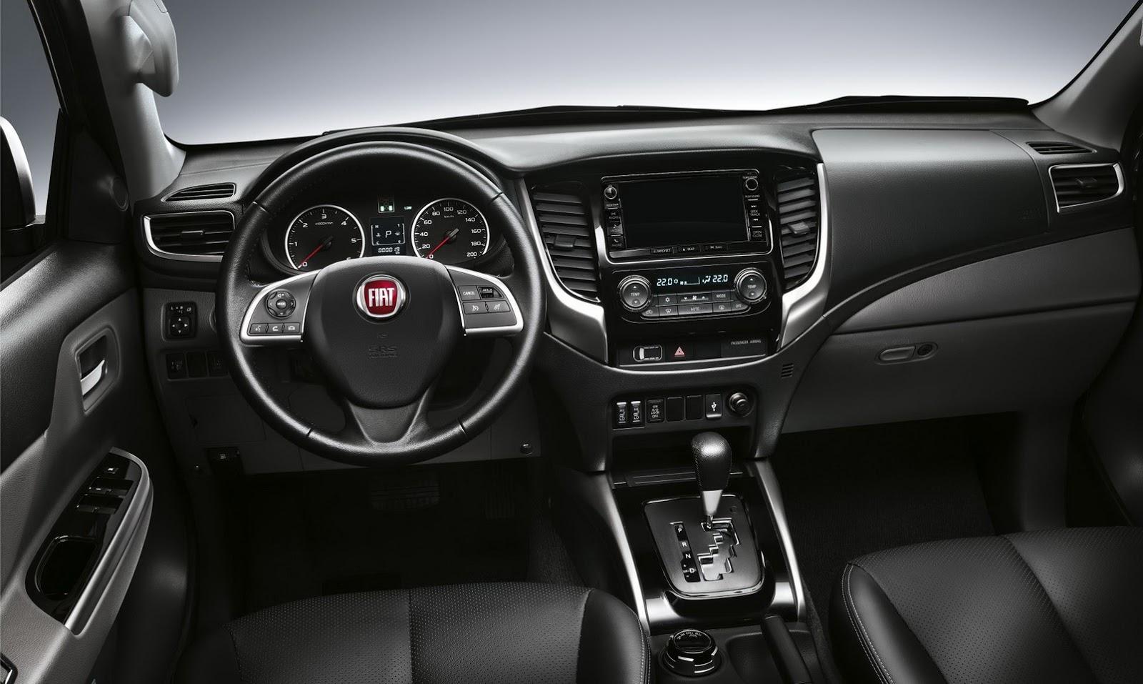 Начались продажи новейшей топовой версии Фиат Fullback