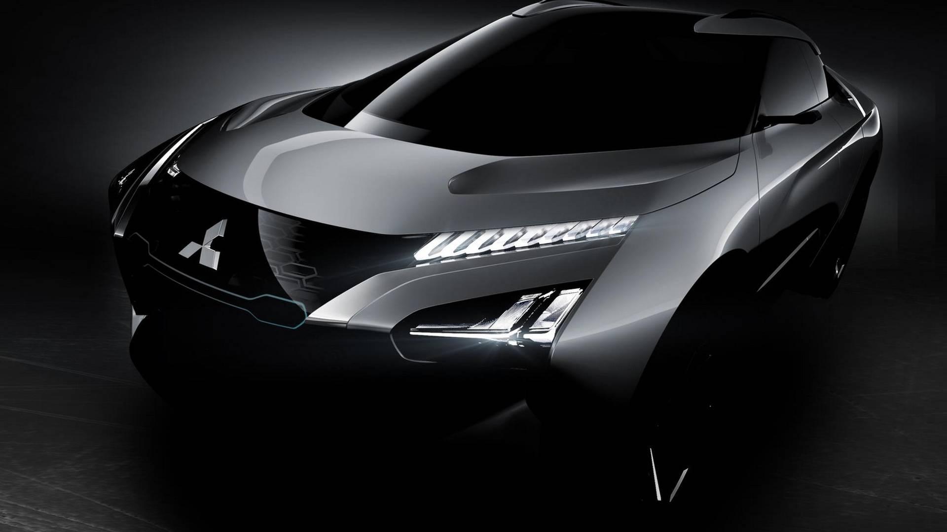 Mitsubishi раскрывает внешность e-Evolution