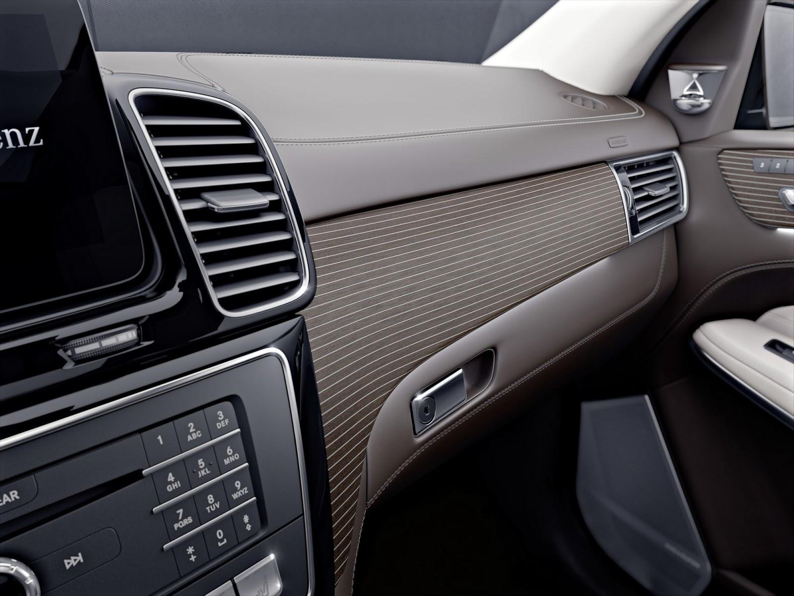 Benz GLS стал еще роскошнее сGrand Edition