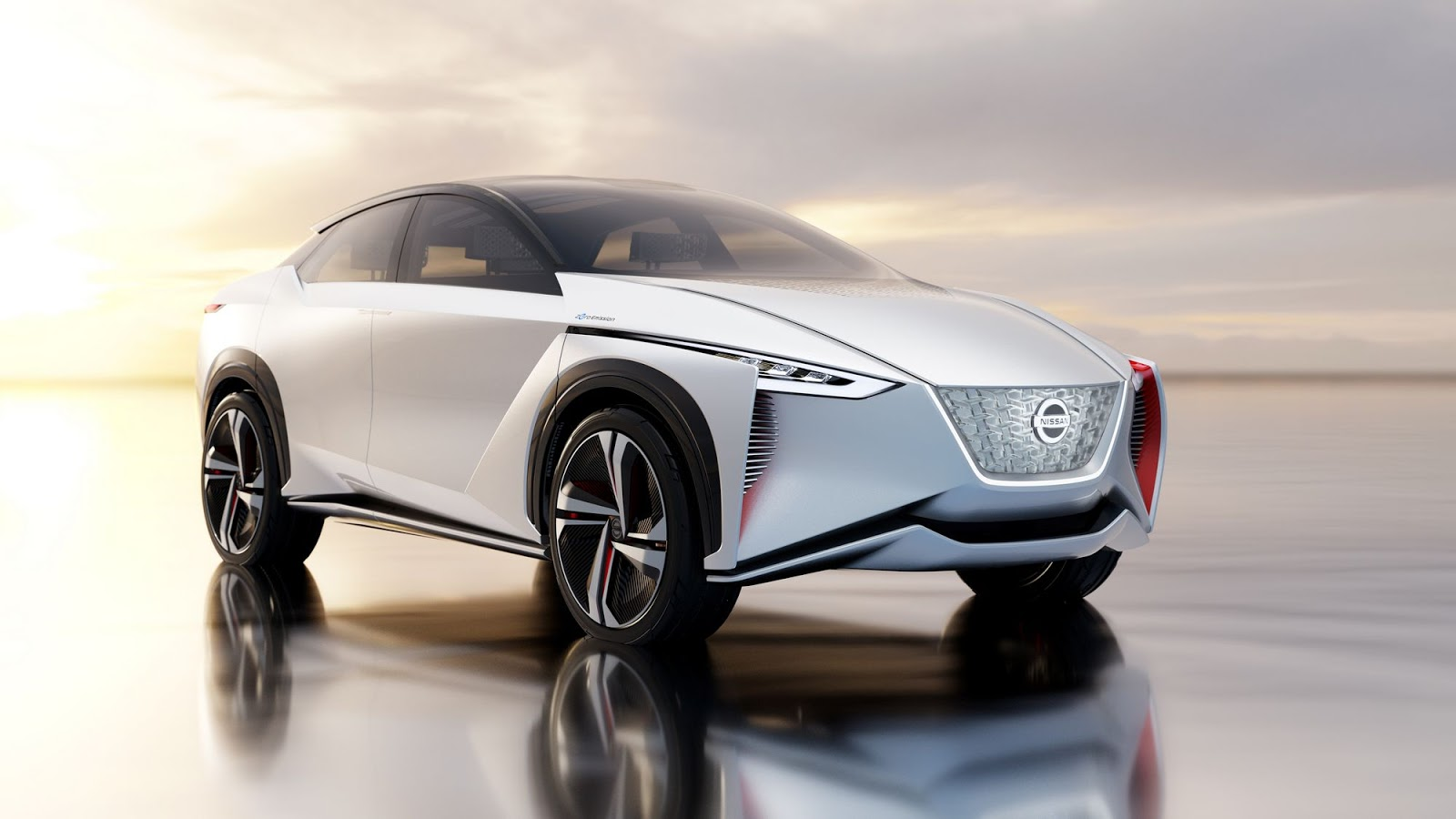Концепт Nissan IMx показали в Токио