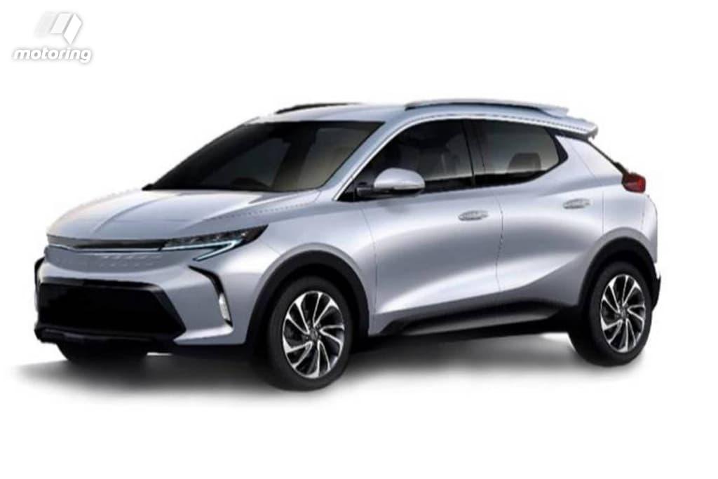 Chevrolet «засветил» свой первый электрический SUV