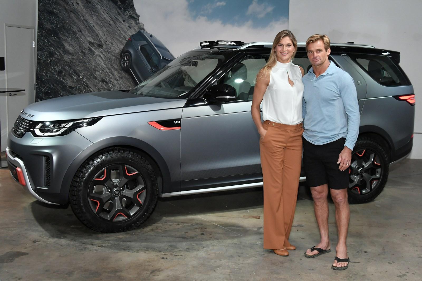 Land Rover Discovery SVX V8