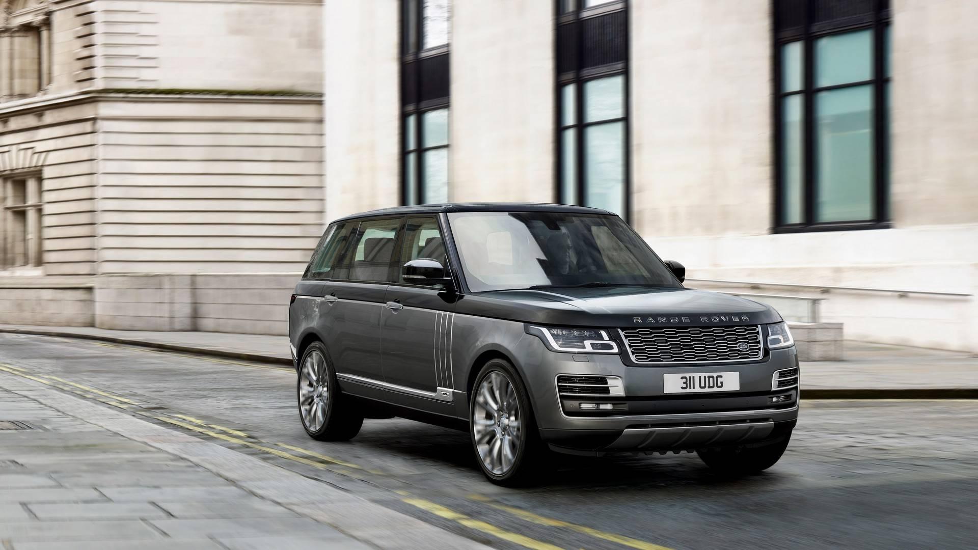 Land Rover обновил самый дорогой Range Rover