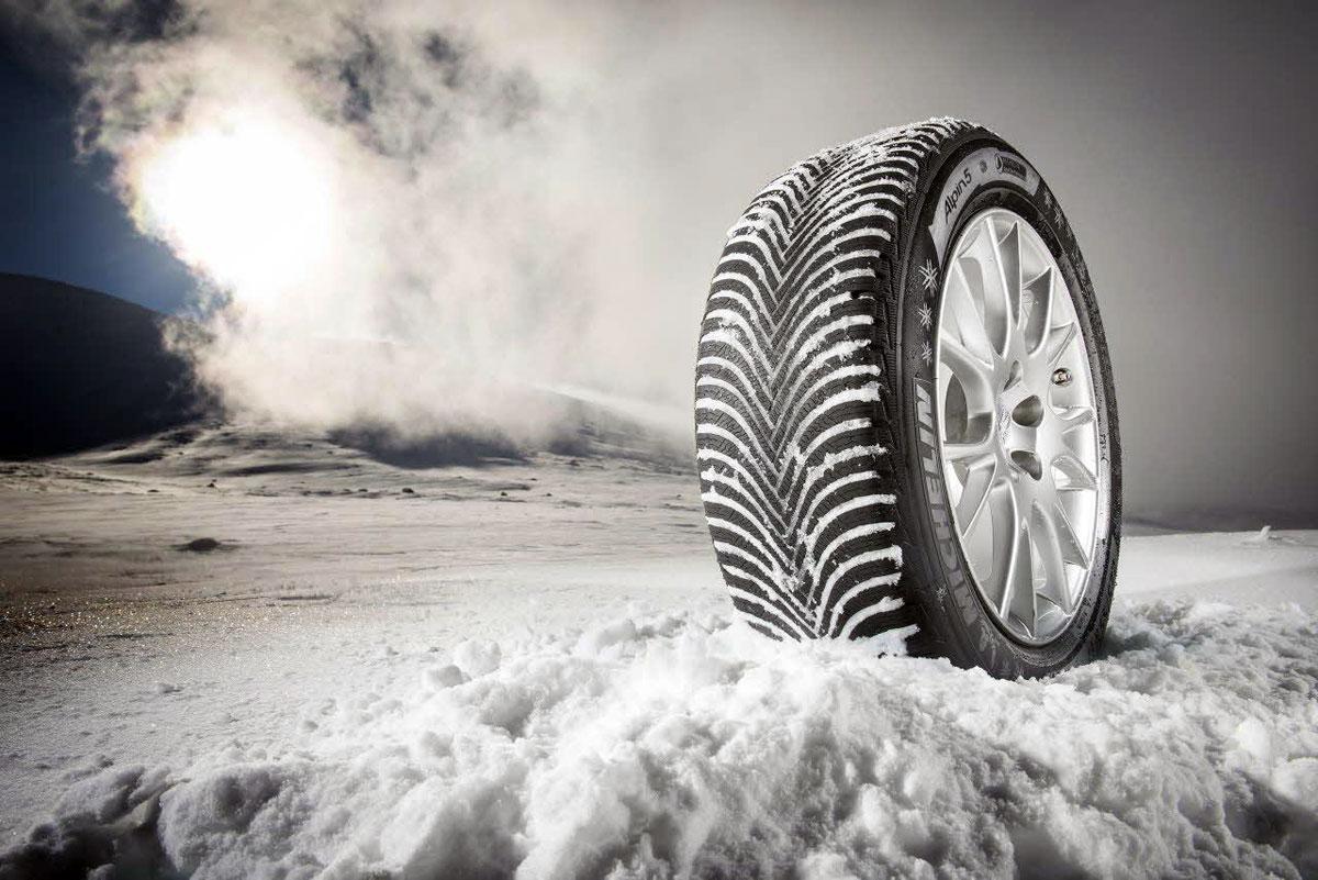 Лучшие зимние шипованые шины