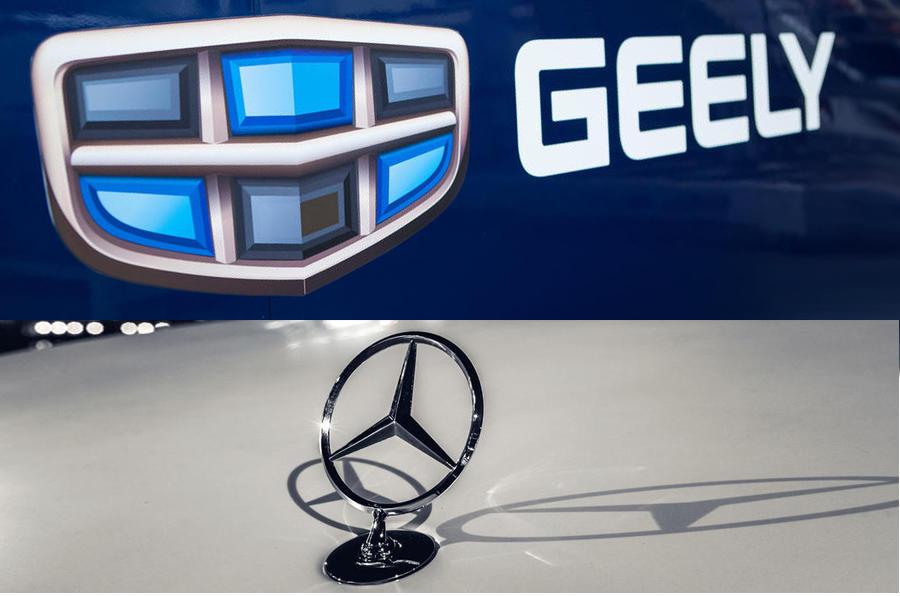 Daimler Geely
