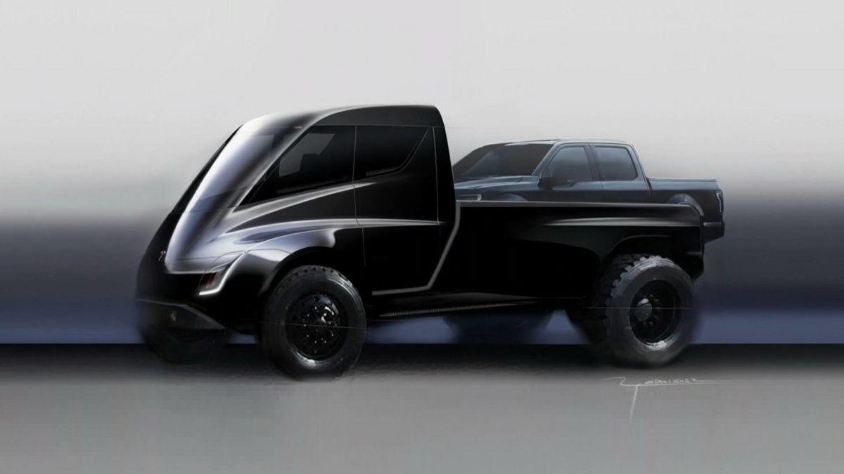 Маск озвучил планы Tesla: сперва Model Y, затем пикап