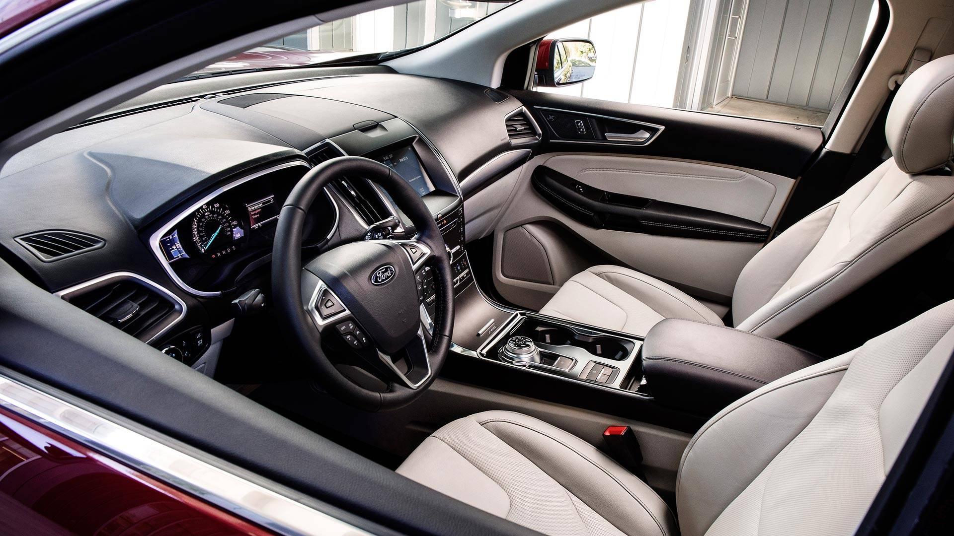 Улучшенный Форд Edge 2019 получил «горячую» 335-сильную версиюST