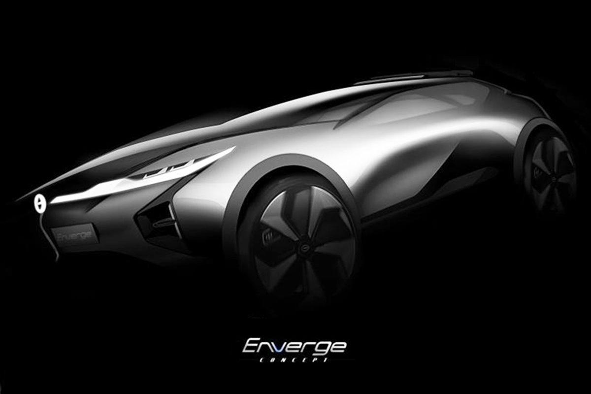 Компания GAC вДетройте покажет седан GA4 икроссовер Enverge