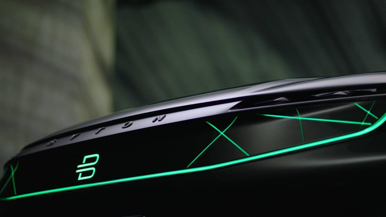 НаCES-2018 дебютировал китайский электрокроссовер Byton Concept