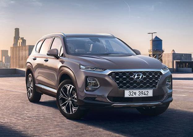 Hyundai объявила цены на новое поколение кроссовера Santa Fe