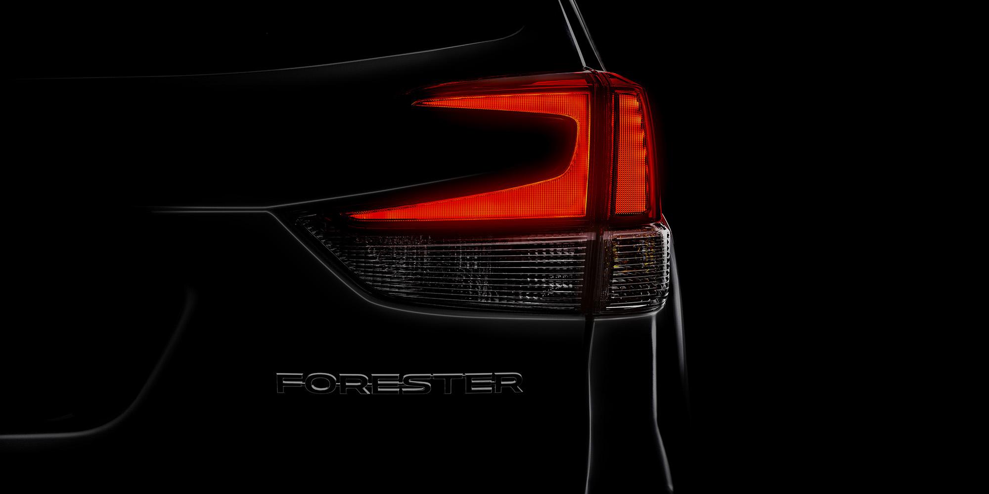Первое изображение— Новый Субару Forester