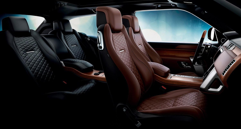 Эксклюзивный трехдверный Range Rover— сюрприз изЖеневы