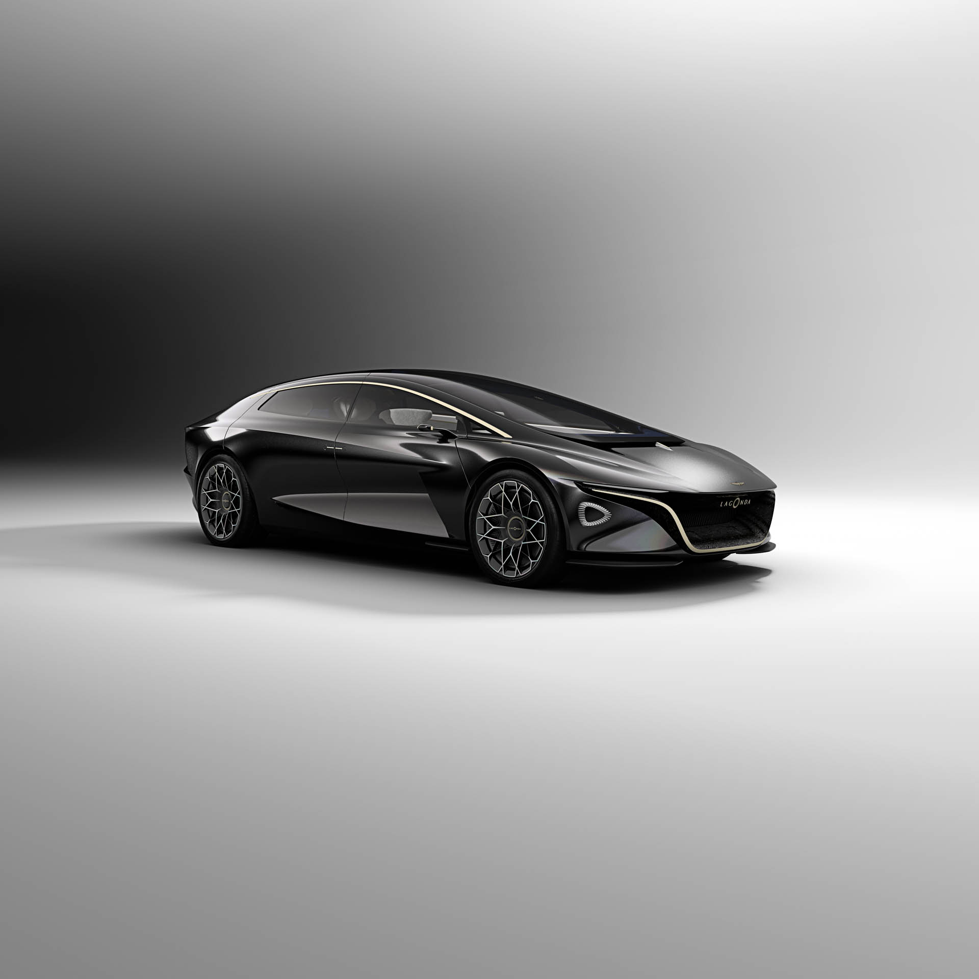 Lagonda Varekai — ультра-роскошный брат Aston-Martin DBX