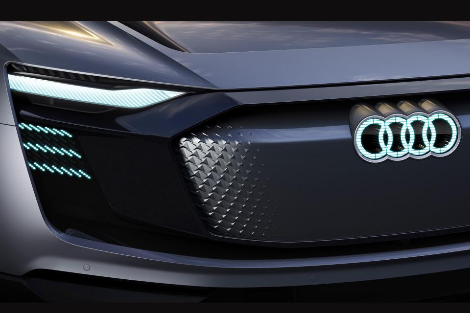 Кроссовер Audi E-Tron размером с Q3 увидим в 2020 году