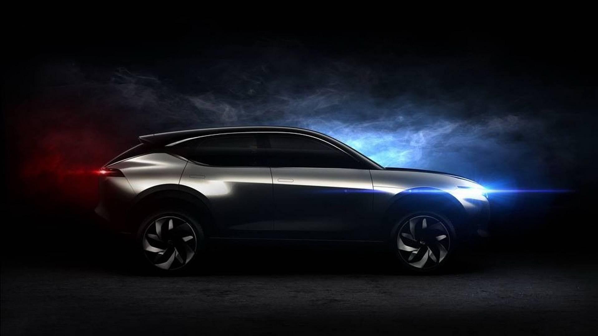 Pininfarina покажет концепт электрического SUV