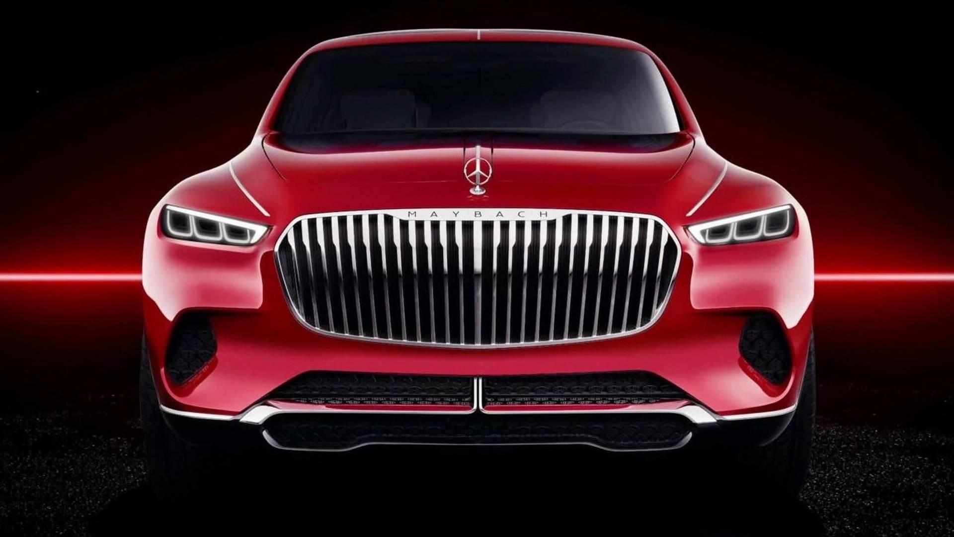 Новый внедорожник Mercedes-Maybach оказался электрическим