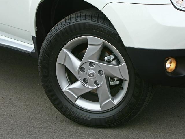 Фотогалерея тест-драйва Renault Duster