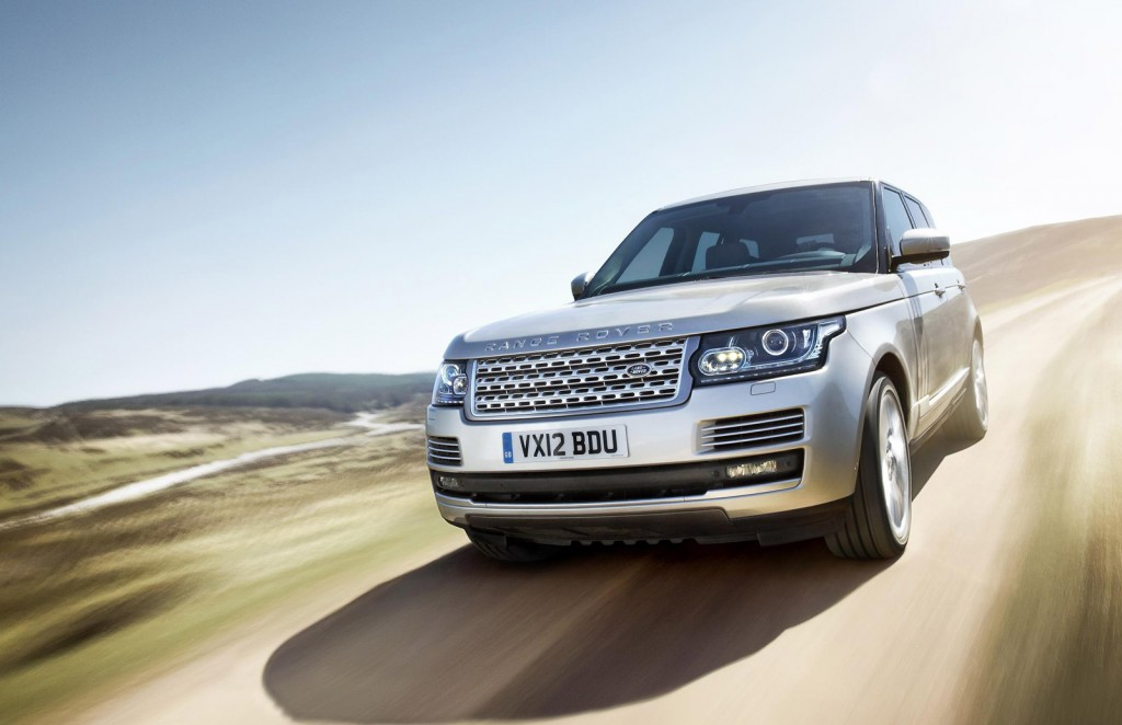 Фотогалерея Land Rover Range Rover 2013