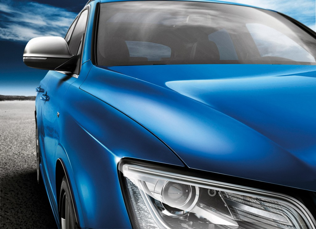 Фотогалерея Audi SQ5 TDI Exclusive