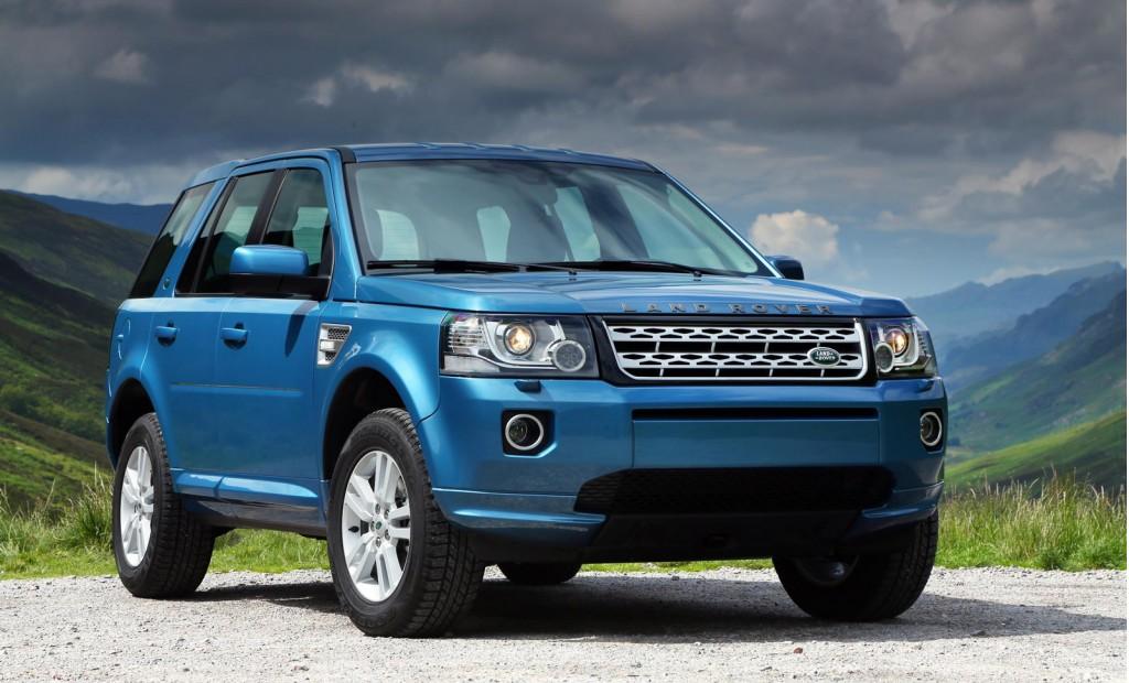 Фотогалерея Land Rover Freelander 2 2013