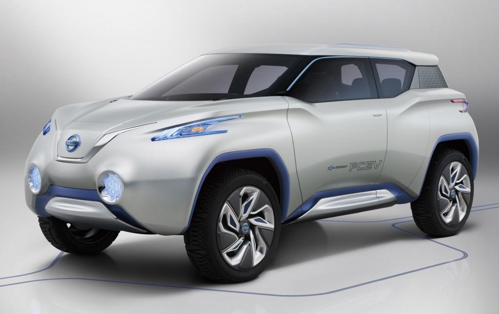 Фотогалерея концепт-кара Nissan Terra