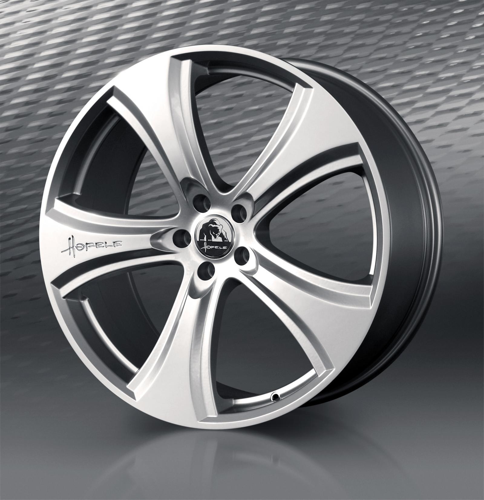 Фотогалерея тюнинга Audi Q7 от Hofele Design