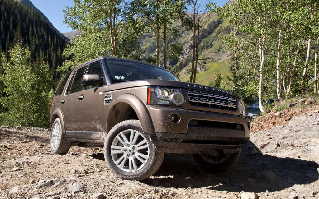Land Rover Discovery 4 -01