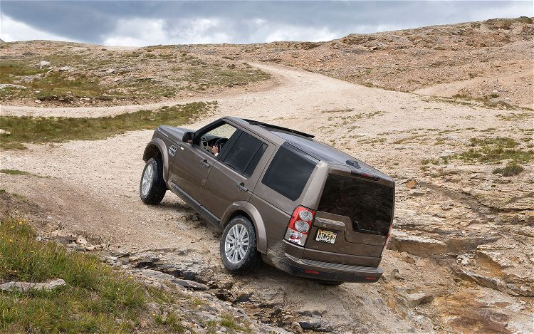 Land Rover Discovery 4 -03
