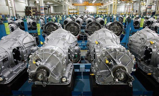 Новые трансмиссии от Ford и GM