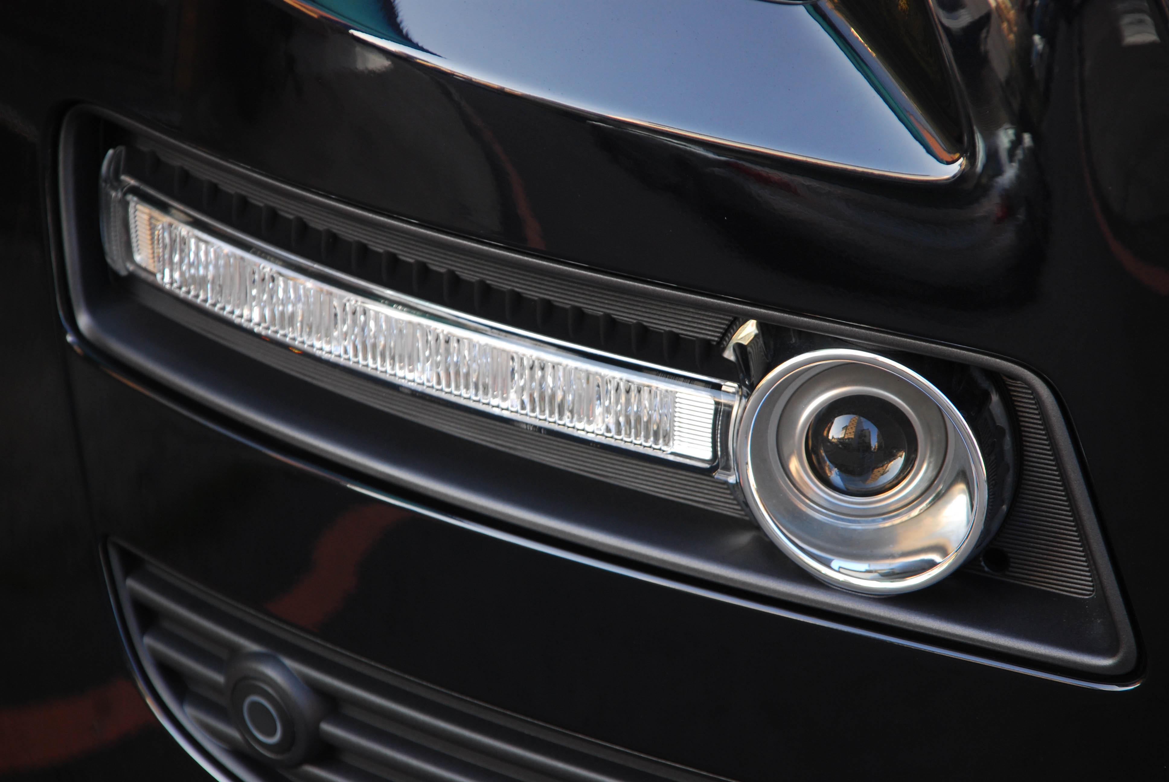Luxgen7 SUV — фотогалерея