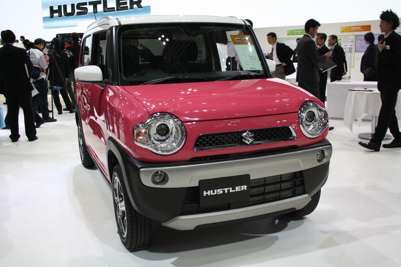 Маленькие Suzuki на Токийском Автошоу 2013
