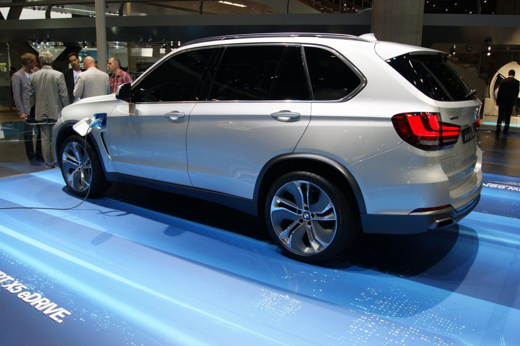 BMW X5 eDrive 02