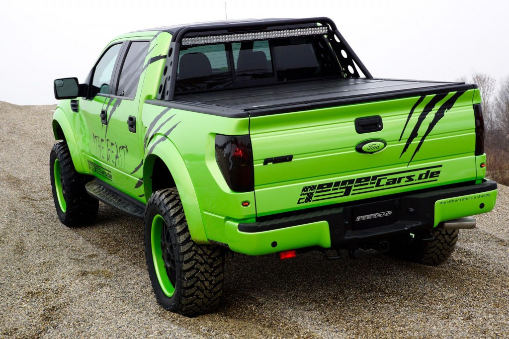 Ford F-150 Raptor The Beast 03