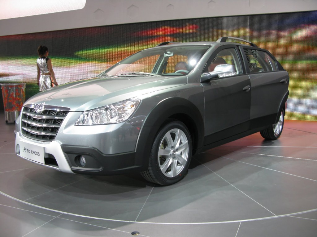 Dongfeng H30 Cross 01