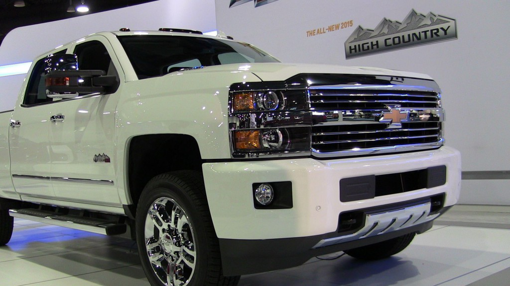 Chevrolet Silverado High Country HD 01