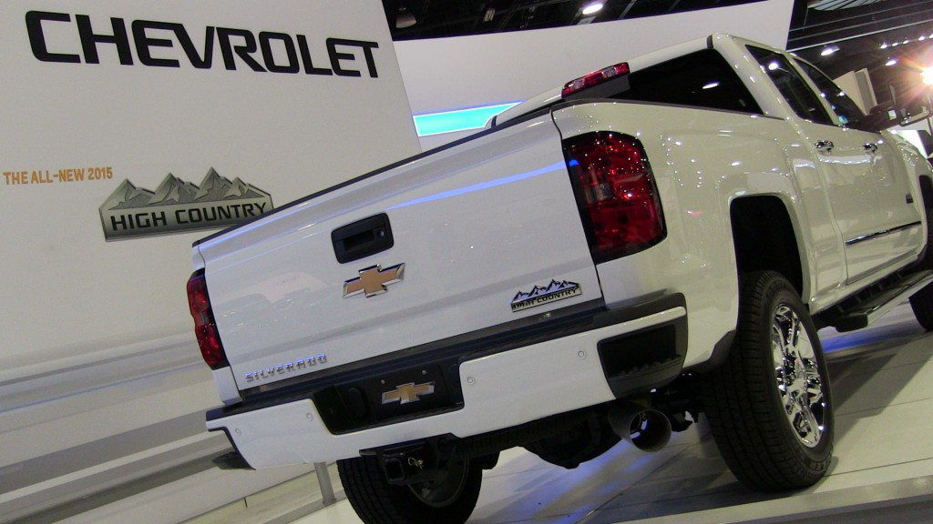 Chevrolet Silverado High Country HD 04