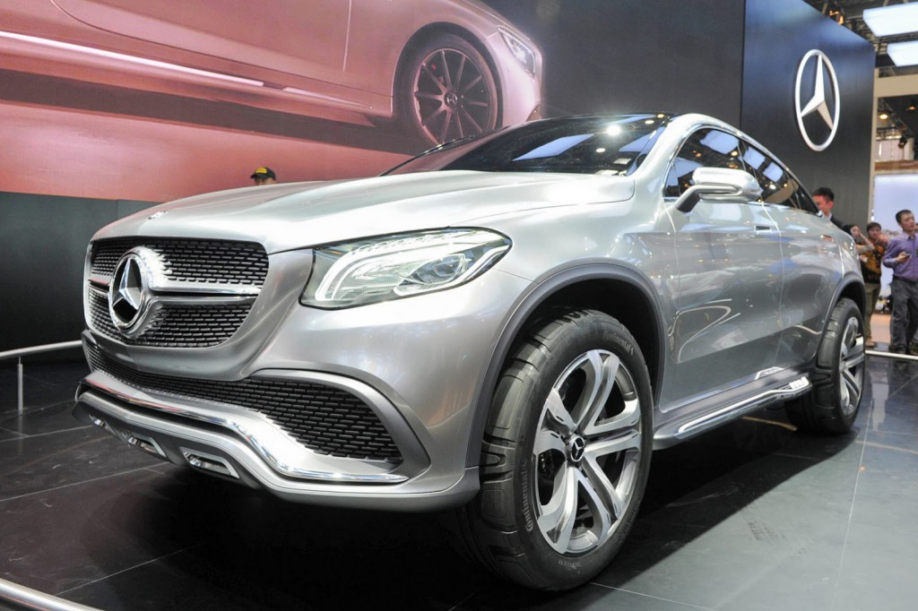 Mercedes-Benz Concept Coupe 2014 01