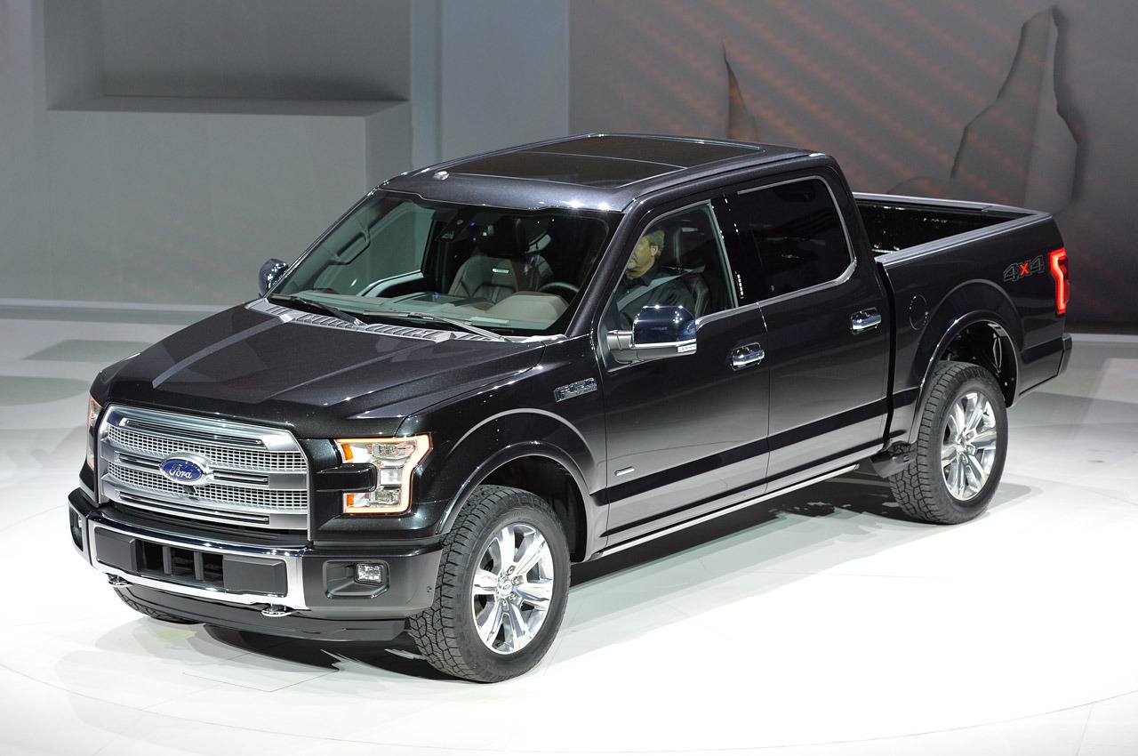 Ford F-150 Prices, Reviews and Pictures U.S