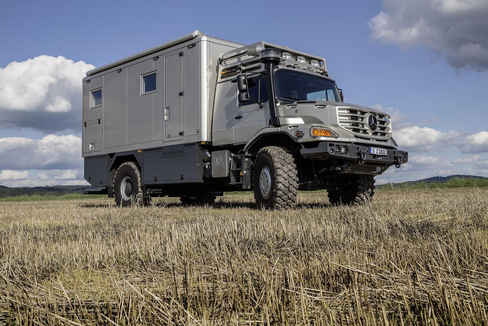 грузовики дома на колесах фото признается, что