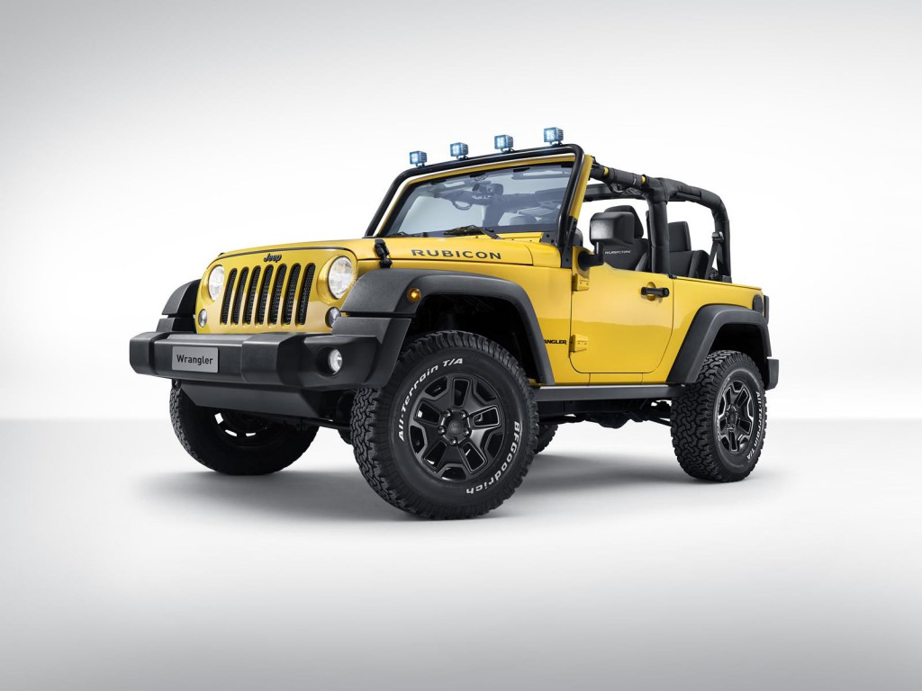 Jeep Wrangler Rock Star 01