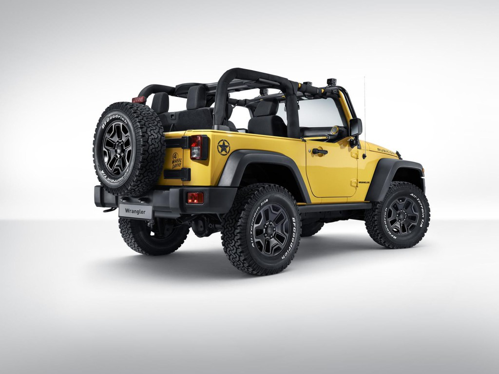Jeep Wrangler Rock Star 02