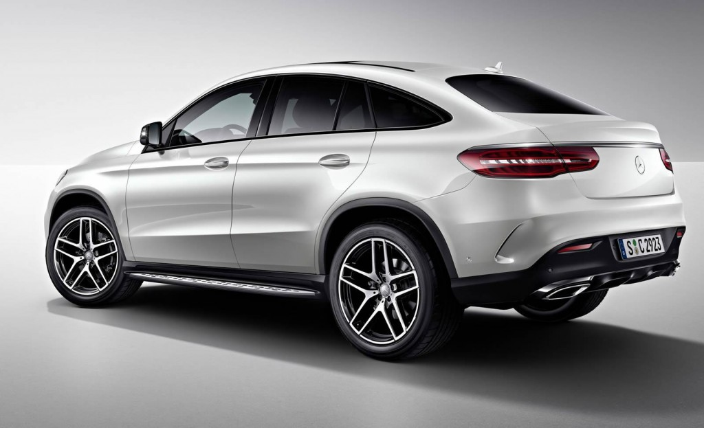 Mercedes-Benz GLE Coupe Night pack 02