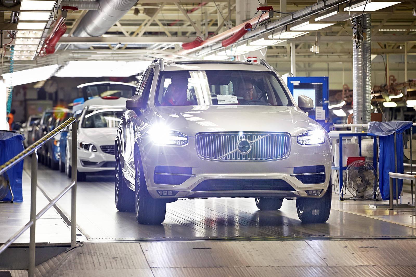 Самый большой и дорогой Volvo будет электрическим