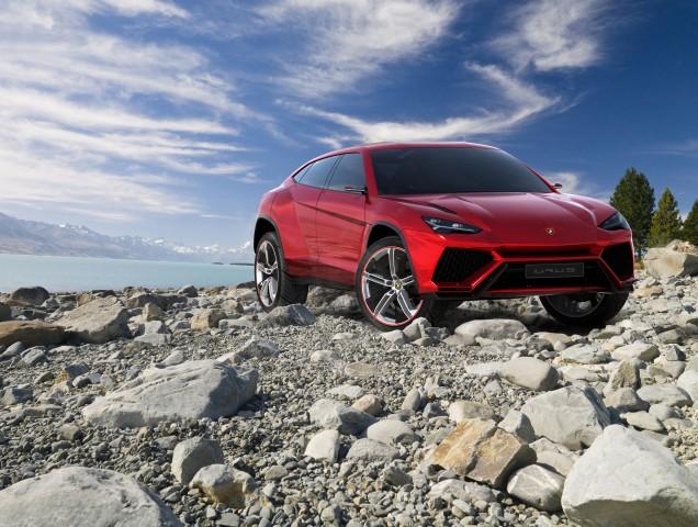 Lamborghini Urus Concept 01